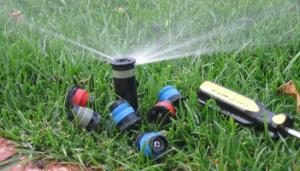 Aiken sprinkler system repair and installation